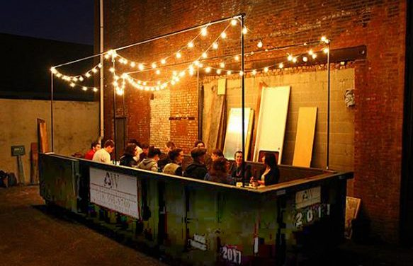 Dining From Trash to Table in Brooklyn