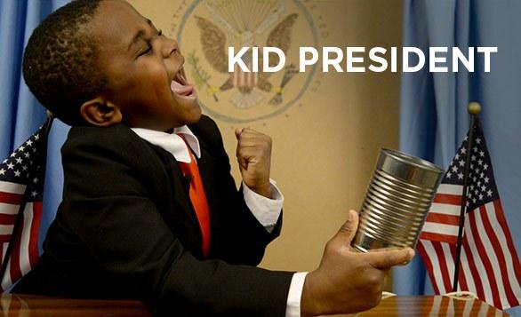 The Kid President