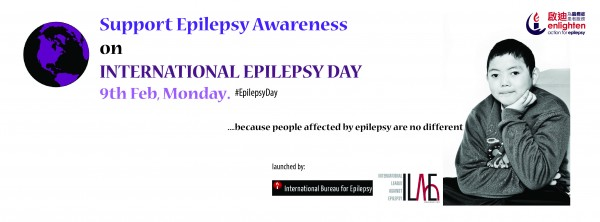 HK-International Epilepsy Day I Feb 9