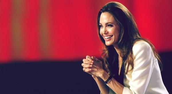 安祖蓮娜祖莉 Angelina Jolie