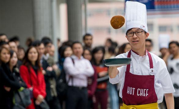 HK- Pancake Day Race 2015 I Feb 17