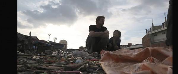 貧民窟的百萬善長人翁
