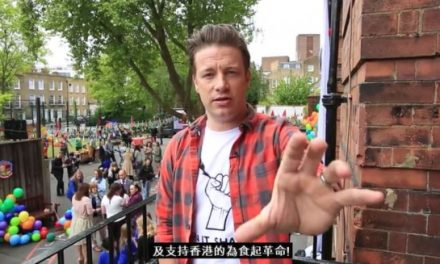A message from Jamie Oliver to the people of Hong Kong