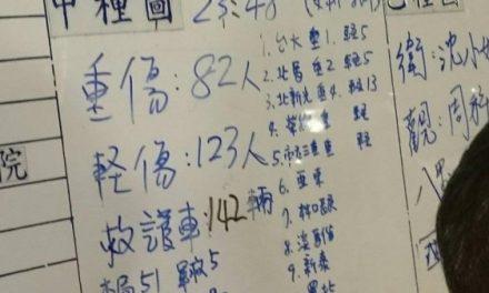 台灣粉塵爆炸 – 捐款方法