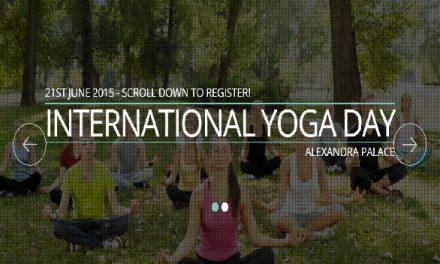 國際瑜伽日2015