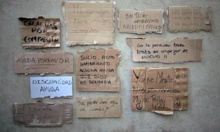 HomelessFonts – Typefaces created by the homeless in Barcelona