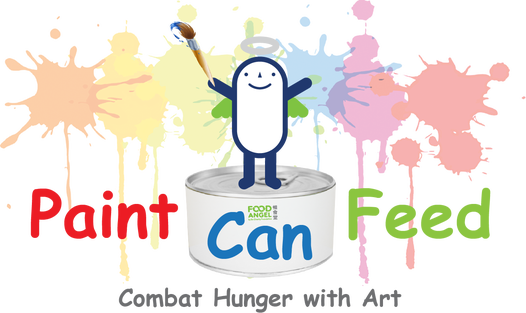 "Hong Kong – Food Angel ""Paint Can Feed"" Competition 2015"