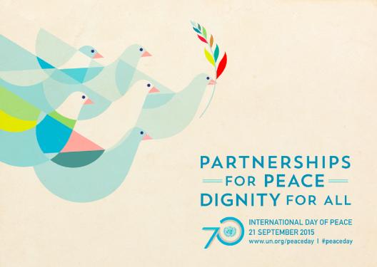 國際和平日 I 9月21日
