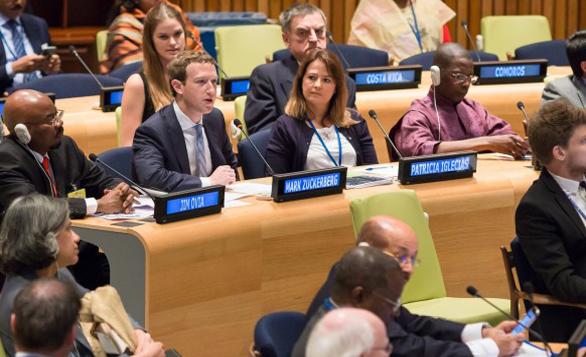 Mark Zuckerberg:打造屬於全球人類的網絡平台