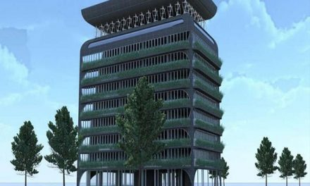 Ben Bronsema: The Building Itself Is An Air Conditioner