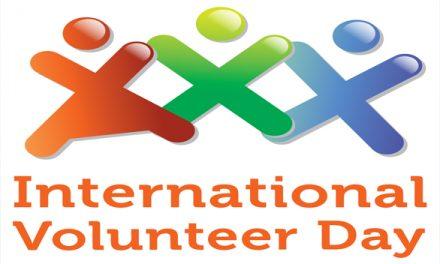 國際義工日(IVD)2015