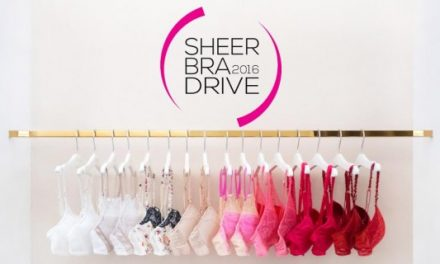 亞洲 – Sheer Annual Bra Drive 2016 I 3月1至31日