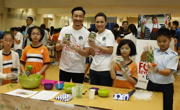 Hong Kong – The 5th Food Revolution Celebration I May 20