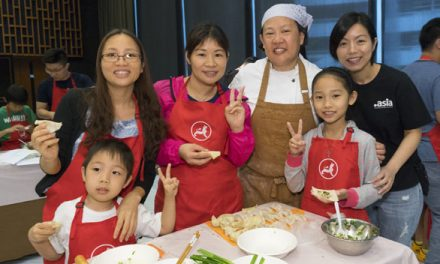 Hong Kong – 2016 Top Chef Dumpling Challenge I May 28