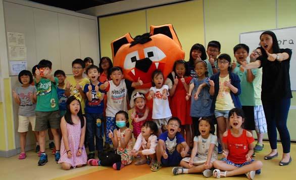 香港-《小虎亞吉: 未來友好》教育計劃2016-2017