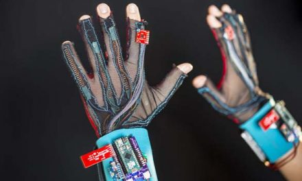 SignAloud – A Glove That Translates Sign Language Into English