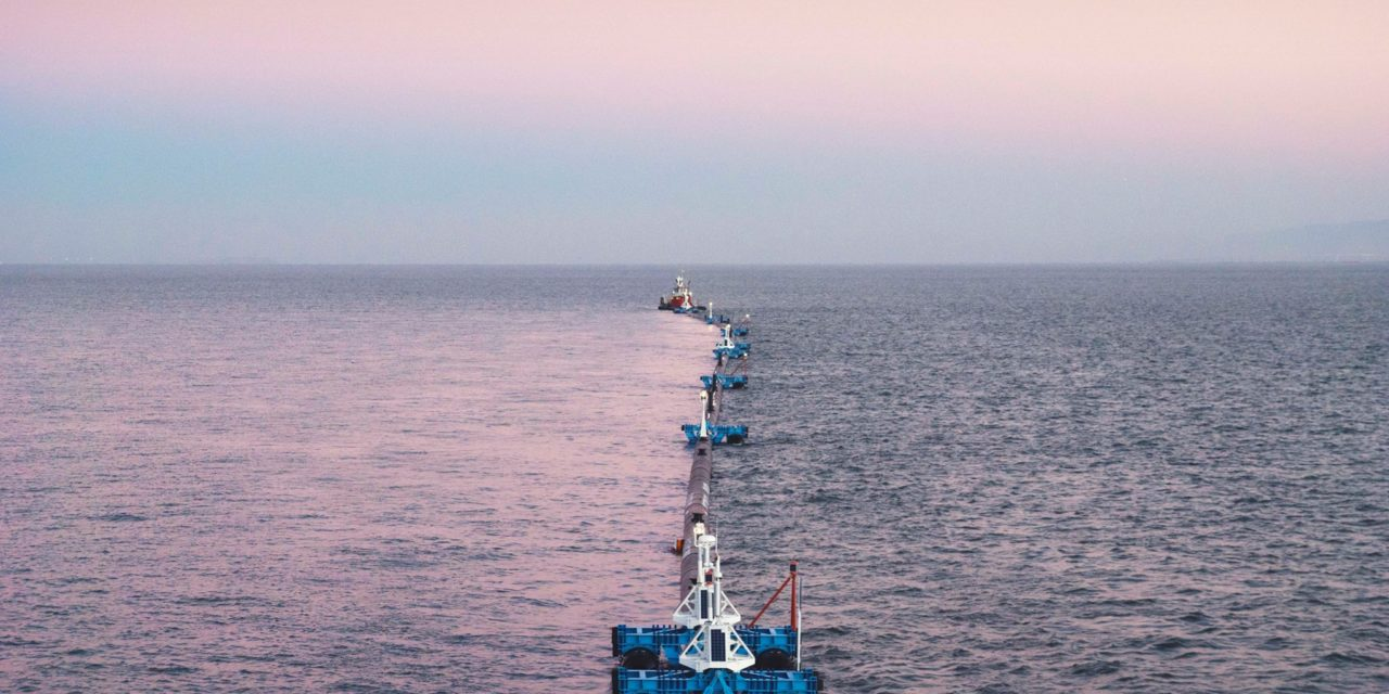 The World's Largest Ocean Cleanup in History has officially begun