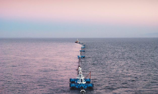 史上最長、全球最強 「海洋吸塵器」The Ocean Cleanup  9 月正式啟航