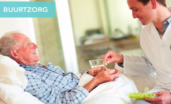 BURRTZORG NEIGHBORHOOD NURSING: Professional and Personal Care at Home