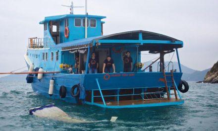 HK – Plastic Free Seas Sea Classroom 2016-2017