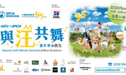 HK – SPCA Dances with Woofs Carnival I Oct 2