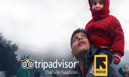 TripAdvisor 推出配對基金支持全球難民援助計劃