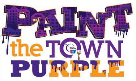 "HK – ""Paint the Town Purple"" I 26 March"