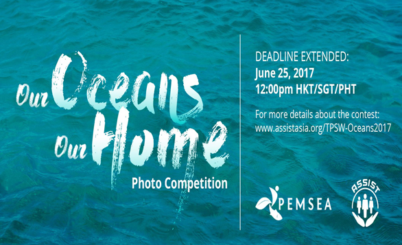 Asia – 10 Photos to Shake the World 2017: Our Oceans, Our Home Photo competition I Jun 25