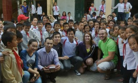 Vietnam – Volunteer for Education and Environment in Vietnam 2017