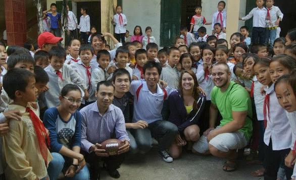 Vietnam – Volunteer for Education and Environment in Vietnam 2017