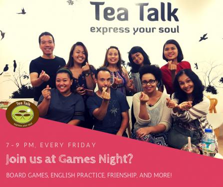 越南 – 為社工而設的 Tea Talk Café