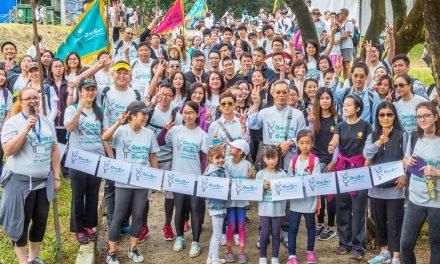 HONG KONG – OneSky Charity Hike 2017 I Oct 21
