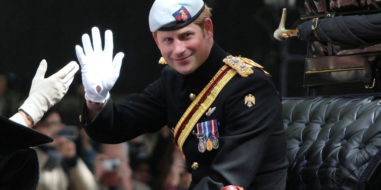 Prince Henry of Wales (Prince Harry)