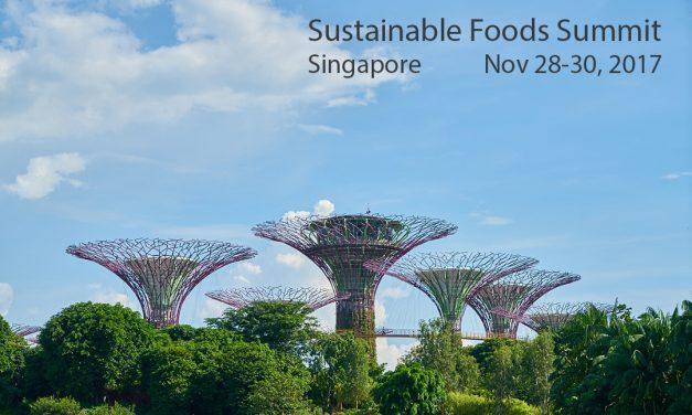 Singapore – Sustainable Foods Summit I Nov 28-30