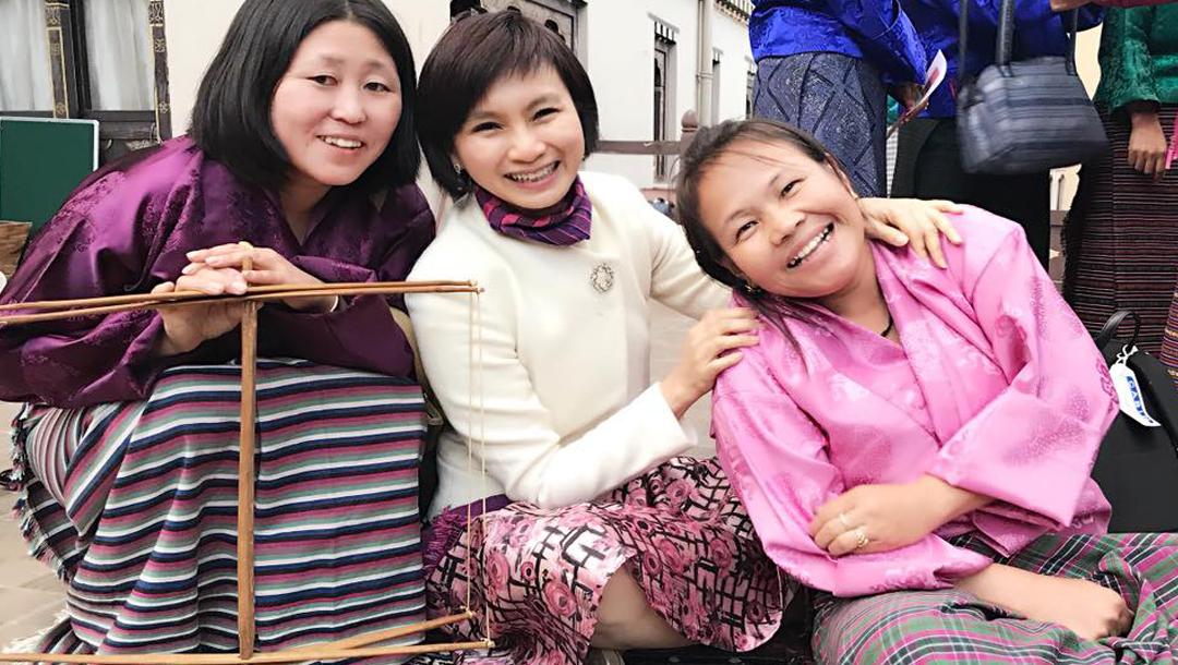 ANA by Karma –  披著不丹的幸福圍巾