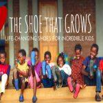 The Shoe that Grows 愛心鞋子  為第三世界孩童送上健康和快樂