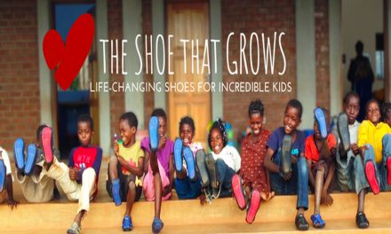 The Shoe that Grows – Stop children in poverty walking barefoot