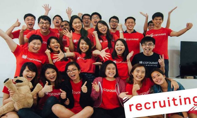 Carousell – Singapore based start-up leading online marketplace in Asia