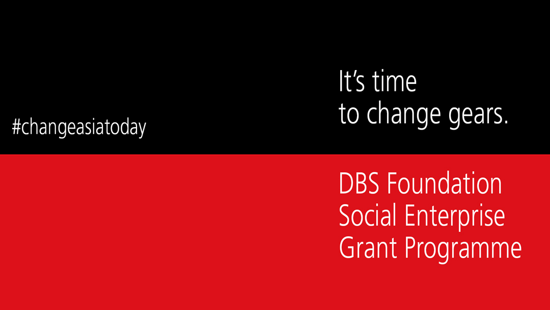 Asia – DBS Foundation Grant programme 2018 Calls for Entry I Mar 31