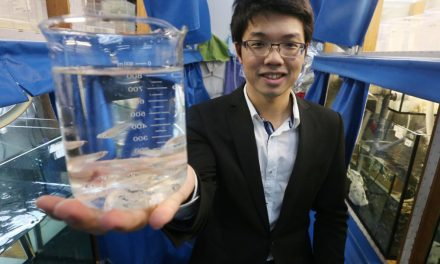 水中銀 -全球首創環保生物偵測技術  全面提升中國以至亞洲產品安全意識