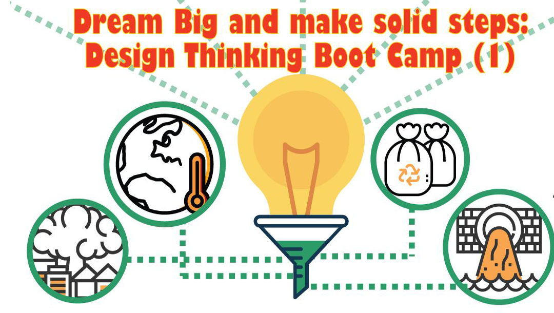 HONG KONG –  Design Thinking Boot Camp  I JUNE 2018