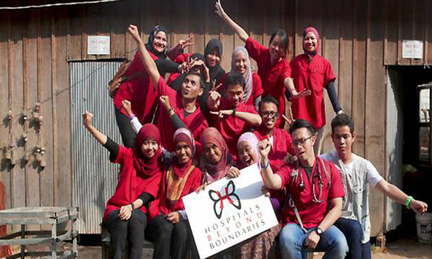 Hospitals Beyond Boundaries – A Social Health Enterprise widespread from Young Talents in Malaysia