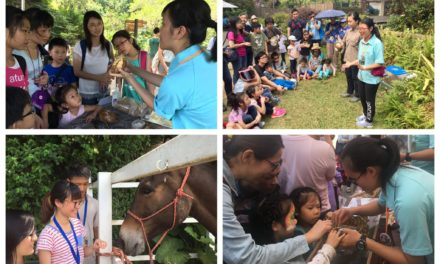 香港- 嘉道理農場暨植物園動物保育部外展義工培訓計劃 2018