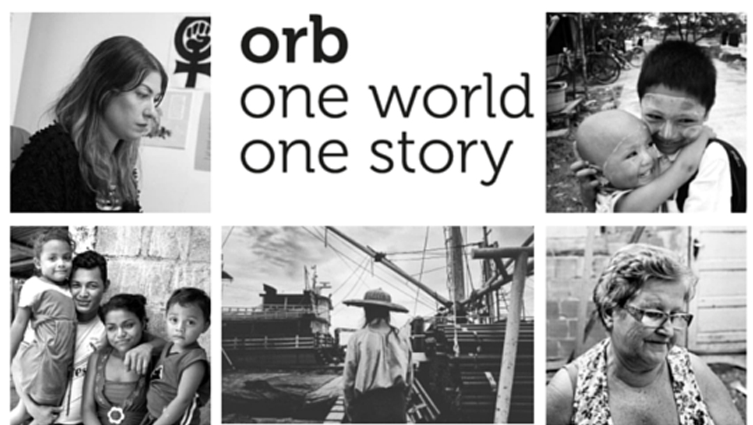 "Orb Media – A journalist's non-profit start-up for ""One World One Story"""