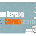 Hong Kong – The Used Book Recycling Campaign  I Jun – Jul 2018