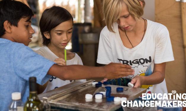 創校十周年  – 來自印尼的可持續發展自然教育Green School
