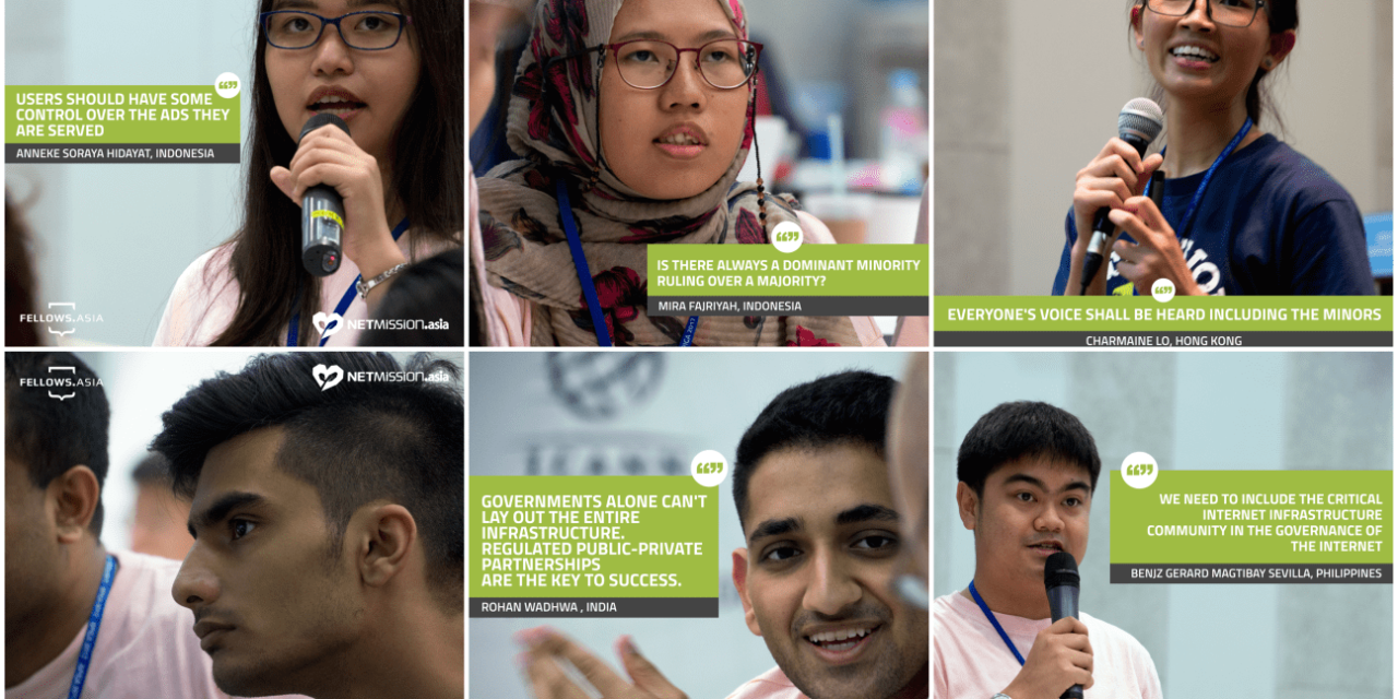 Asia – NetMission.Asia 2019 is calling ambassadors for Internet Development