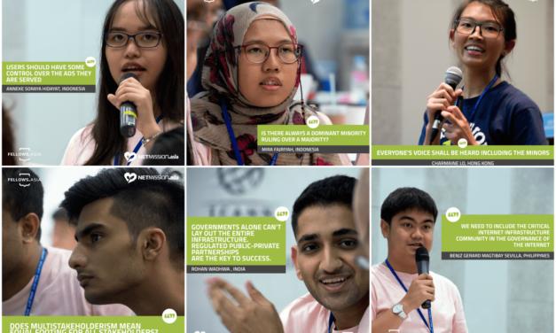 NetMission.Asia 2019 開催!召集「網域使命青年使者」為互聯網發聲