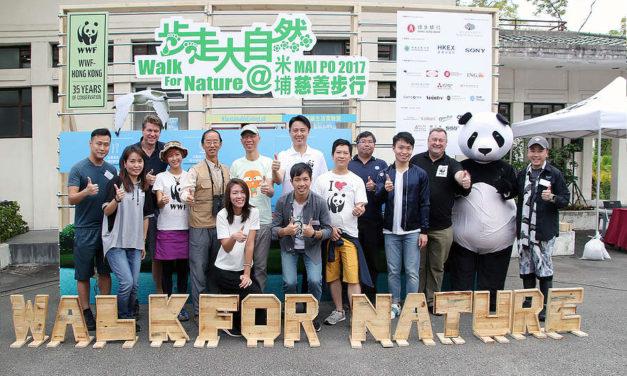 HK – Walk for the Nature 2018 I Nov 3- 4