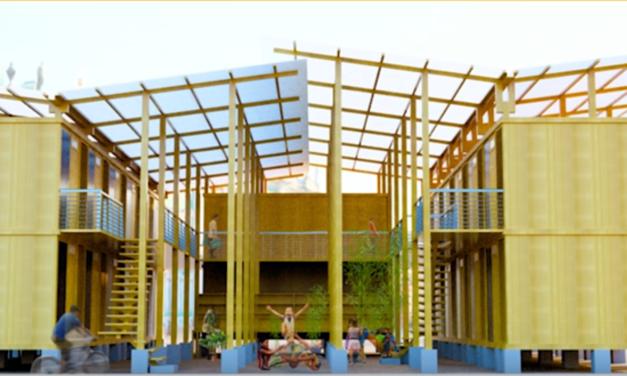 菲律賓學生憑「CUBO」竹屋計劃為貧民窟居民展環保家園新方向